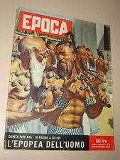 EPOCA=1959/436=DOMENICO MODUGNO=YUL BRYNNER=BRUNO PONTECORVO=ANTONELLA PIAGGIO=