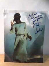 Ted Neeley Jesus Christ Superstar - Signed Photo - Autograph - Memorabilia