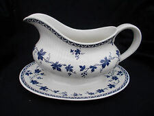 Royal Doulton YORKTOWN. Gravy Boat with Fixed Stand