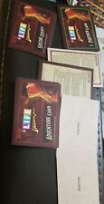 The Game of Life Indiana Jones Edition Replacement Complete Set of 54 Cards