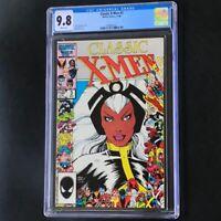 Classic X-Men #3 (1986) 🔥 CGC 9.8 🔥 HIGHEST GRADED - 1 OF 21! Marvel Comic