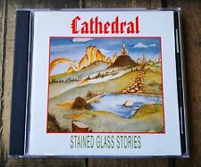 CATHEDRAL - Stained Glass Stories. CD Prog 1978. OOP. Syn-Phonic - SYNCD 3. NM.