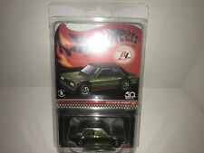 Hot Wheels 2018 RLC Datsun Bluebird 510 Comes W/Patch & Button New
