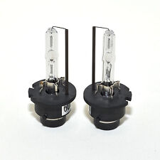 D2S HID Xenon Bulbs 2 OEM Replacement for Ford Focus II 2004- Headlamps White