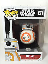 Funko POP! x Star Wars: The Force Awakens - BB-8 #61 - Rare Exclusive Figure!