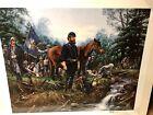 John Paul Strain Destination Manassas Stonewall Jackson Civil War Art