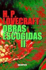 Obras Escogidas by H. P. Lovecraft (2013, Hardcover)
