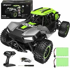 x-spasso Remote Control Car Toy Grade, Off Road RC Monster Trucks 1:14 Scale 2WD
