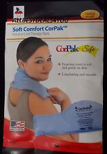 "Core Products Corpak Cold and Hot Soft Comfort Therapy Pack ~ Cervical 6"" x 20"""