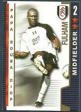 SHOOT OUT 2004-2005-FULHAM-PAPA BOUBA DIOP