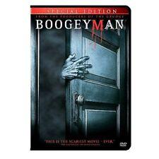 The Boogeyman DVD 2005 Special Edition Widescreen Barry Watson Emily Deschanel
