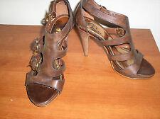 Scarpe donna BATA marroni n. 36 come nuove