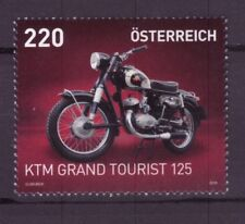 Österreich Nr.  3387 ** Oldtimer  KTM Grand Tourist 125  Motorräder