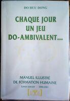 CHAQUE JOUR UN JEU DO-AMBIVALENT...POUR PROGRESSER développement personnel coach