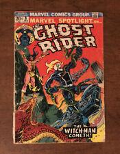 Marvel Spotlight #8 - 4th appearance of Ghost Rider 🔥🔑