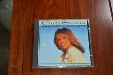 Carly Simon - Greatest Hits Live (Live Recording, 1995)