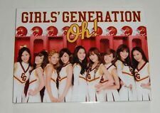 SNSD GIRLS' GENERATION Oh! JAPAN First Limited Edition CD+DVD+Sticker