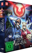 Code Geass - Akito the Exiled - OVA 3+4 - DVD - NEU