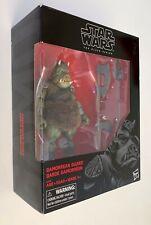 "Star Wars Black Series Deluxe Edition Exclusive GAMORREAN GUARD 6"" 15cm GOOD CON"