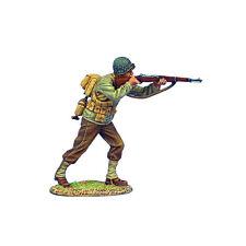 First Legion: NOR042 US 4th ID Private Standing Firing M1 Garand