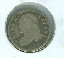 1836 BUST DIME--CIRCULATED