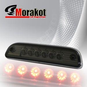 95-04 Toyota Tacoma Truck Car Black Smoke Third 3rd Brake light LED Signal Lamp