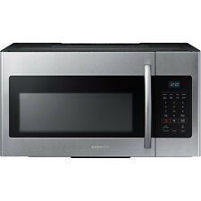 Samsung 1.6 Cu.ft. 1000 Watts Over-the-Range Microwave Oven in Stainless Steel