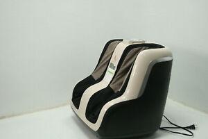 Human Touch 200-SOL-001 Reflex SOL Foot Calf Massager Machine w Heat Shiatsu