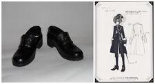 Butler Ciel Phantomhive Cosplay Costume Boots Boot Shoes Shoe UK
