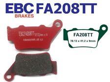 EBC Zapatas de freno FA208TT trasero Ktm 690 ENDURO 08-10