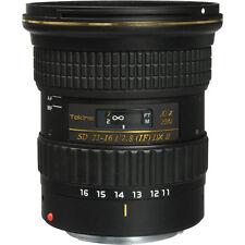 Tokina AT-X 116 PRO 11-16mm F2.8 DX Lens - Canon AF Mount