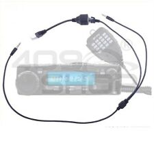 2pcs Repeater Cable for Baofeng(pofung) BF-9500 Mobile Radio (48-+50-B1)