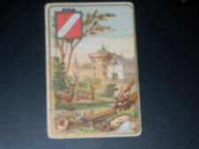 Chromo - Cities of France - Rambouillet - Antique - 1900/1910