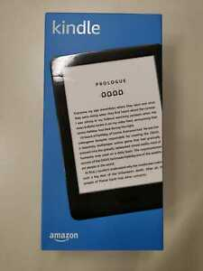 """Amazon Kindle Prologue 6"""" (10th Gen) 8GB Wi-Fi With Built-In Front Light (Black)"""