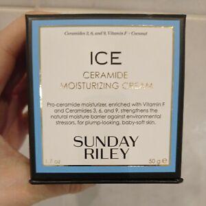 SUNDAY RILEY ICE Ceramide Moisturizing Cream by Sunday Riley New