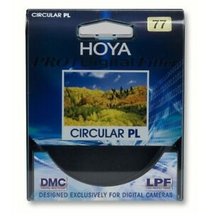 HOYA PRO1D Circular Polarising Slim Filter PL-CIR CPL 52/55/58/62/67/72/77/82 mm