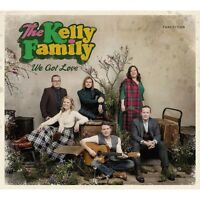 THE KELLY FAMILY - WE GOT LOVE (LIMITED FANEDITION)   CD NEU