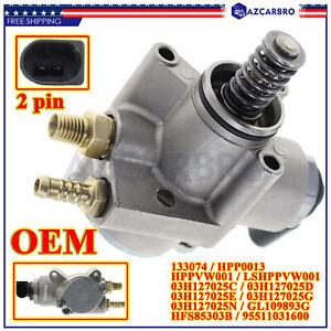 OEM Fuel Pump High Pressure For Audi Q7 VW Touareg Porsche Cayenne 3.6L 3597CC