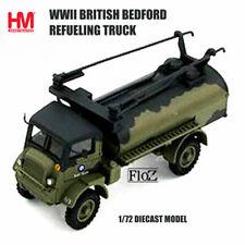 HOBBY MASTER WWII British Bedford Refueling Truck 1/72 DIECAST MODEL Truck