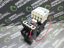 USED Telemecanique LC1 D12 10 Contactor w/ LR2 D13 Overload Relay and Aux.Cont.