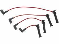 4649 For Mazda 6 2003 2004 2005 Toyota Yaris 2.3L Spark Plug Wire Set NGK ZE80