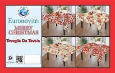 Chiffon Noël en coton pour Cuisine Salon,rectangulaire 140x240 cm