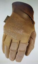 Mechanix Wear SPECIALTY COYOTE GLOVES 0.5mm 1Pair- Small, Medium, Large Or XL