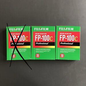 1x fuji fp100c Film Exp 2018 Polaroid Instant Fp 100c