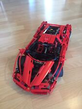 LEGO Racers 8653 Enzo Ferrari 1:10, great condition with instructions, RARE