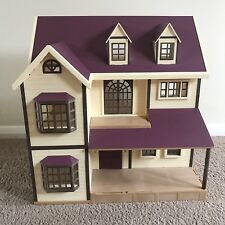 Sylvanian Families Replacement Spares Starter House | Red Oakwood Manor (B)