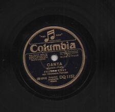 FRANCO LARY ORCHESTRA FERRUZZI disco 78 giri  COME IL SOLE + CANTA