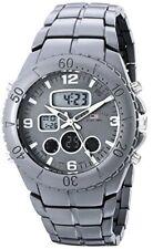 U.S. Polo Assn. Sport Mens Analog-Digital Display Analog Quartz Grey Watch