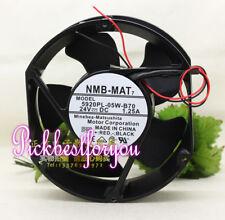 NMB 5920PL-05W-B70 Large air volume fan DC24V 1.25A 22.8W 172*150*50MM MA38 QL