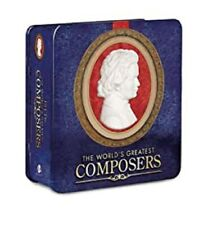 World's Greatest Composers - Music CD RARE SET!!!!